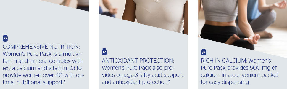 Women's Pure Pack — 30 Packets