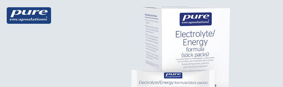Electrolyte/Energy Formula — 30 Stick Packs
