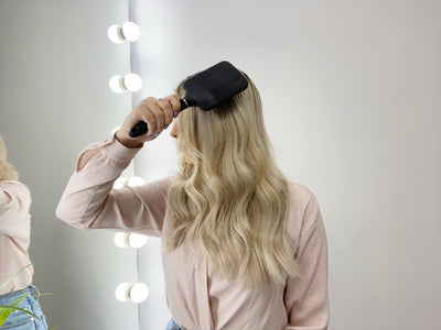How To Wash Your Tape In Hair Extensions