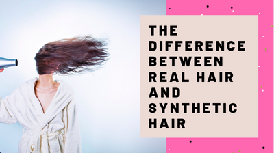 The Difference Between Real Hair And Synthetic Hair - Does It Actually Matter?