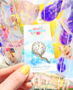 Celebration Magic Balloon Pin!