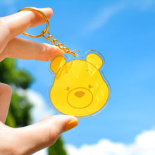 Load image into Gallery viewer, Hunny Bear Keychain!