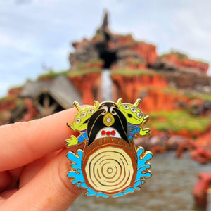 Zip A Dee Do Dah Toys Ride Pin!