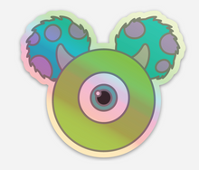 Load image into Gallery viewer, Top Scarers Holographic Sticker!
