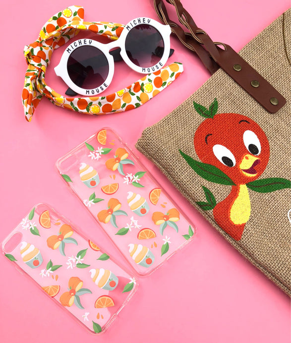 Sunshine Sweetie and Citrus Swirl iPhone Case!