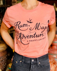 Yo Ho Adventure Tee!