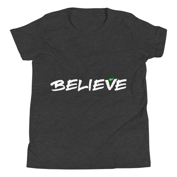 Believe Youth Short Sleeve T-Shirt