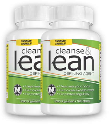 cleanse and lean product