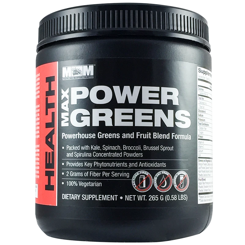 Power Greens Flavor