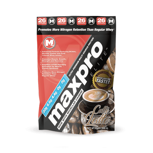 maxpro ELITE™ - Max Muscle Nutrition