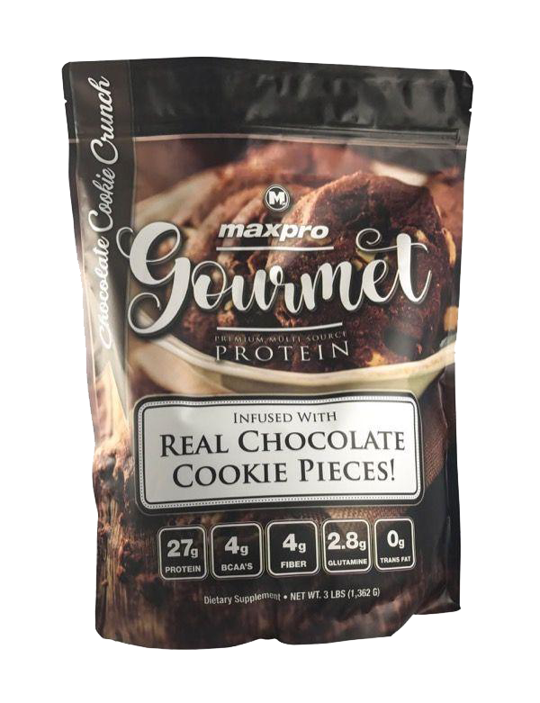 MAXPRO GOURMET™ CHOCOLATE COOKIE CRUNCH