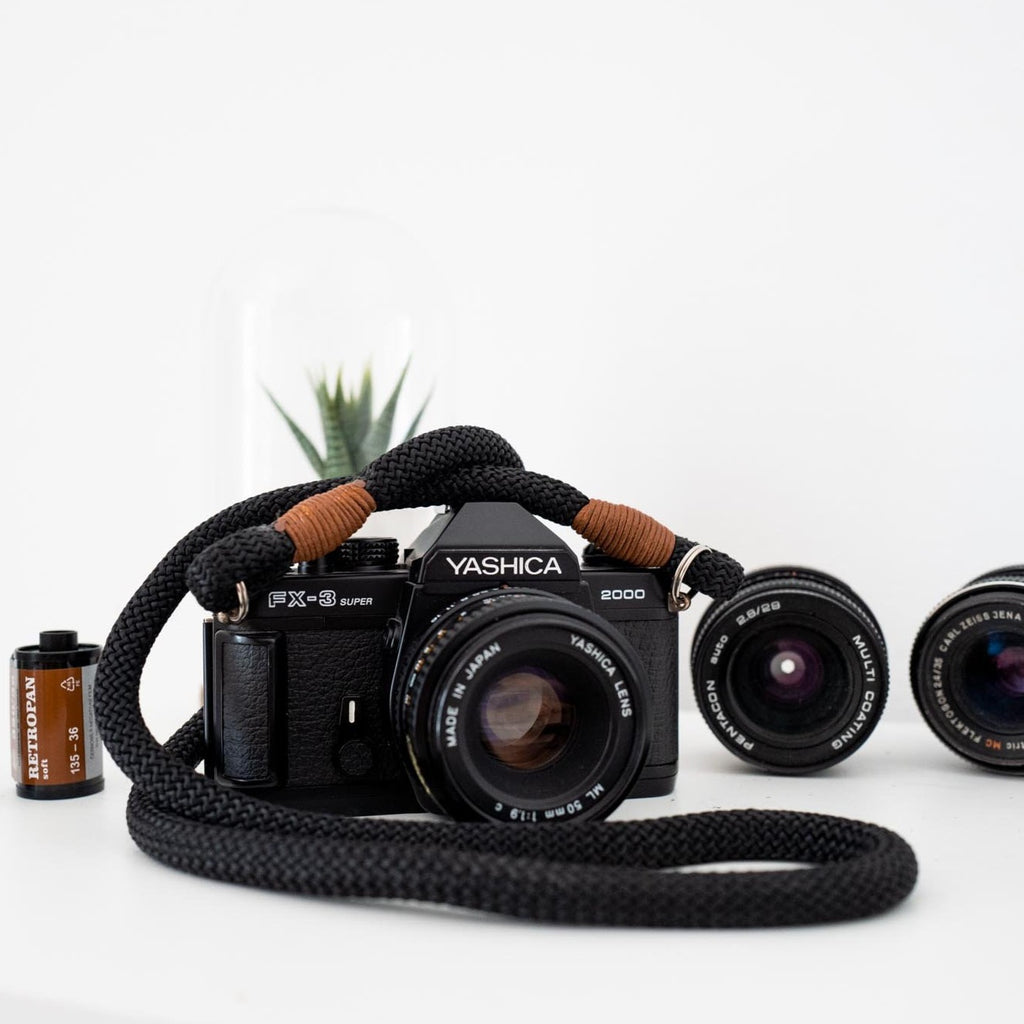Capo Gallo - Italy Camera Strap