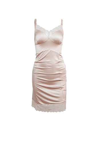 Natalie Dress Classic - Champagne