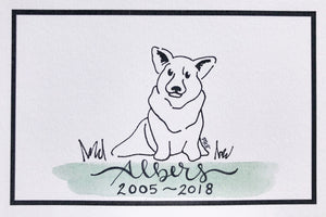 Dog Collection-Personalized Albers & Friends