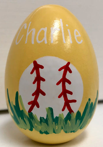 Easter Egg- Standard Baseball/Softball