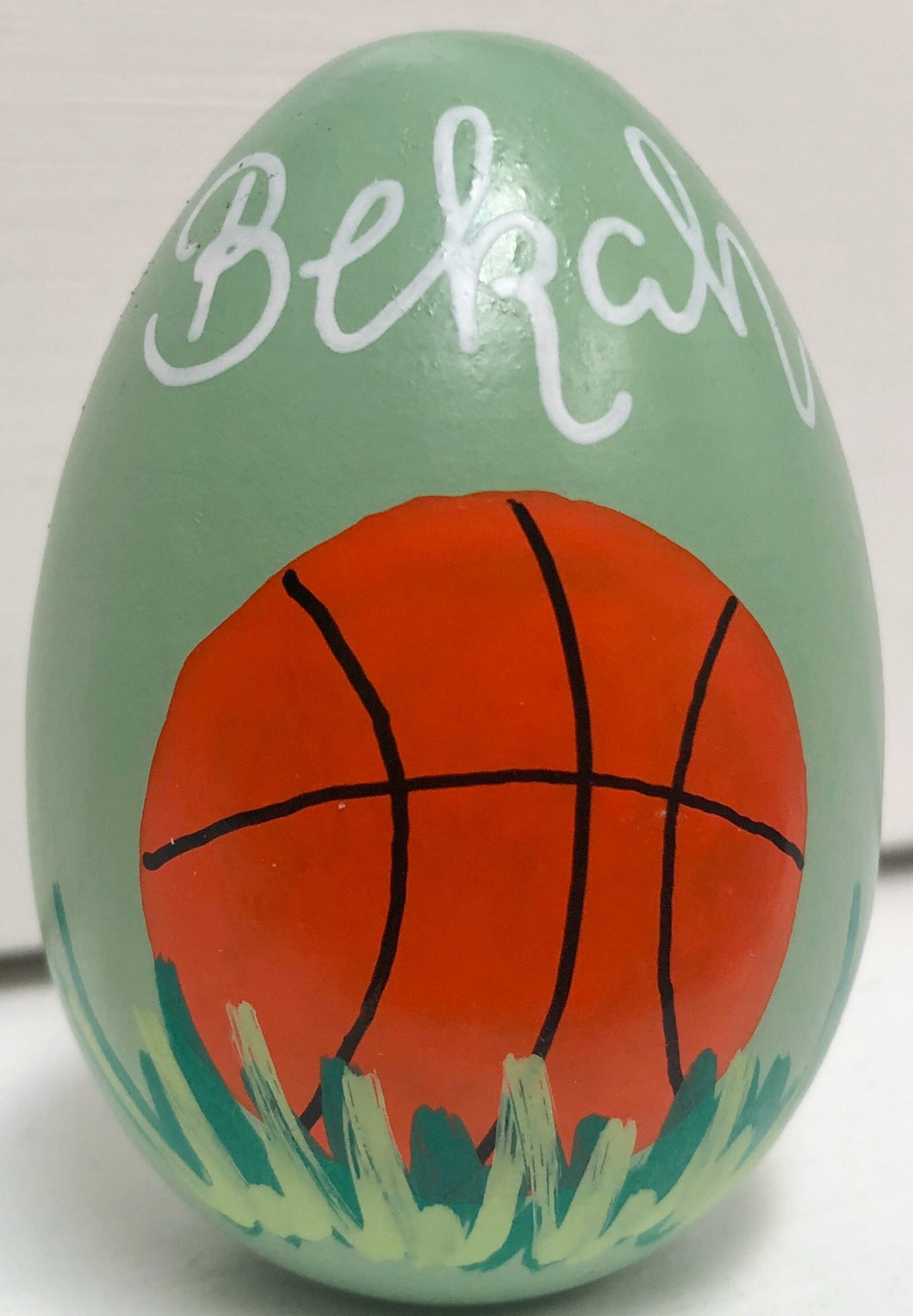 Easter Egg- Standard Basketball