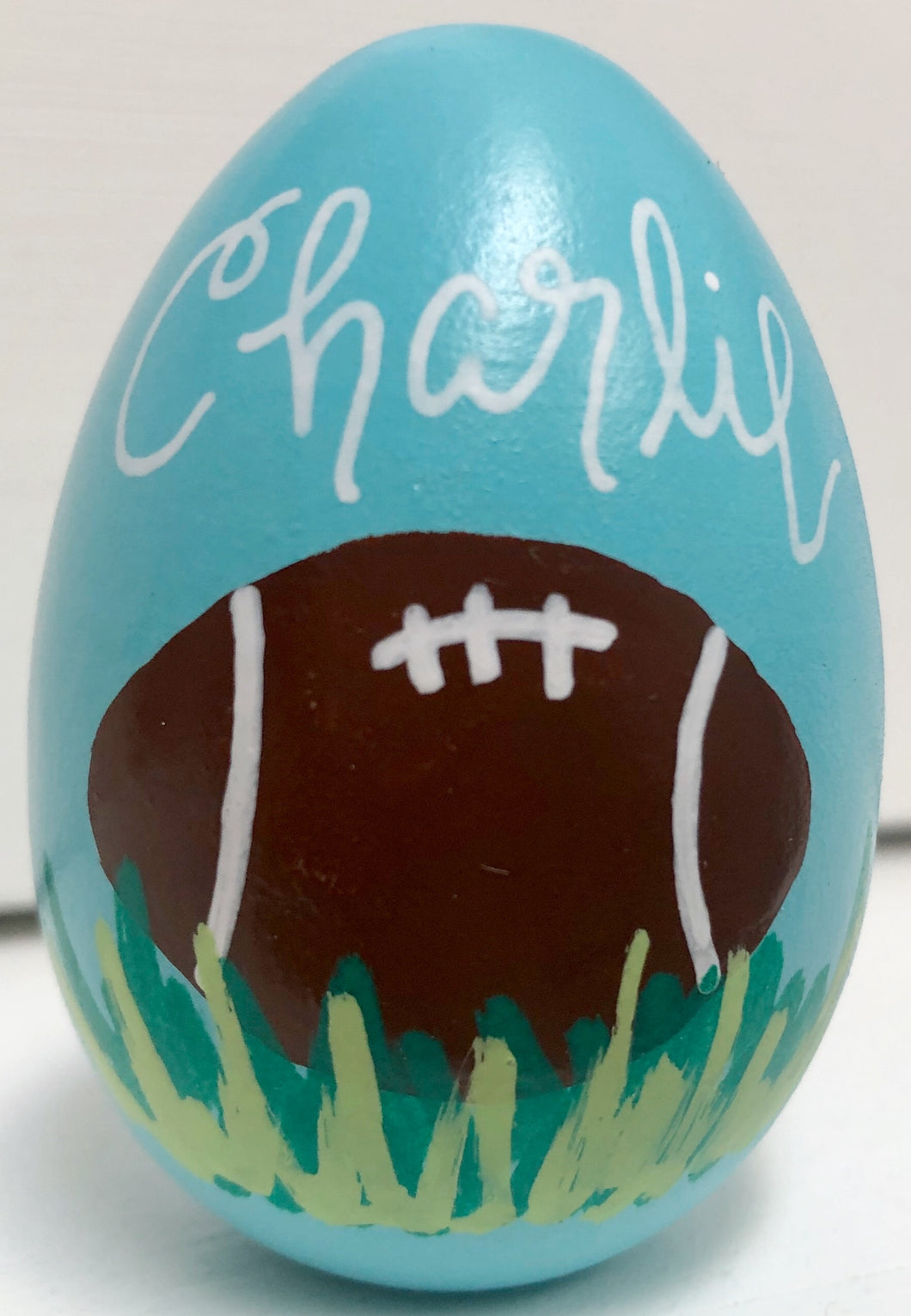 Easter Egg- Standard Football