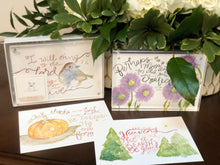 Load image into Gallery viewer, Box Set Prints 1-Christmas, Pumpkin, Flowers, Bird