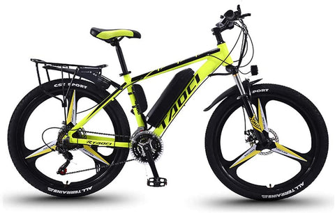 Best Electric Bike for Hills