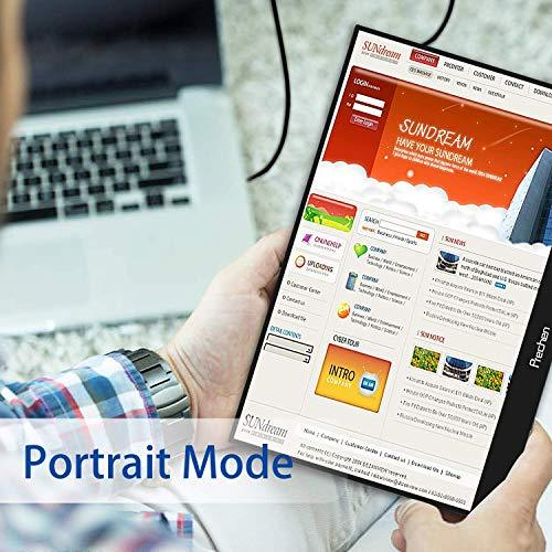 15.6 Inch Portable Monitor Type-c 1920x1080 IPS Ultra Thin