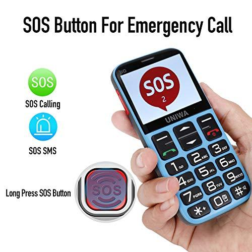 3g Big Button Mobile Phone for Elderly Senior Mobile Phones