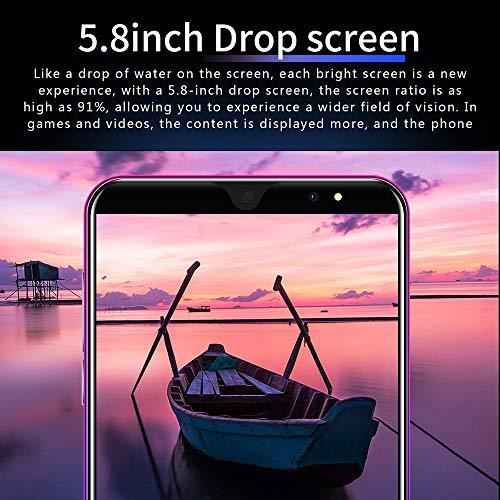 5.8 inch Drop Screen 2MP Front Camera P33 Smartphone