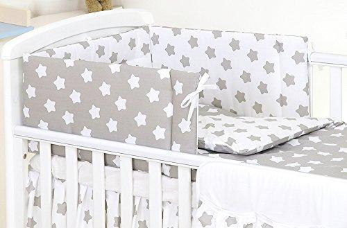 5 PCS PRO COSMO Bedding Set to FIT COT &COT Bed Pillow Duvet