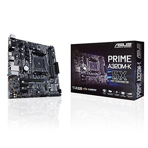 ADMI COMPONENT BUNDLE: AMD A-Series A8-9600 3.4GHz Turbo