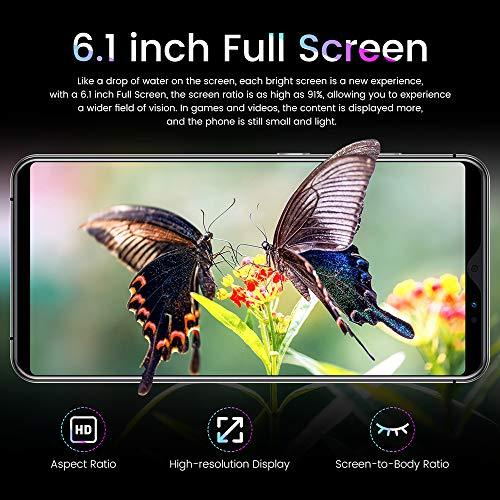 Android Smart Phone P41 Pro 6.1 Inch HD Fingerprint face