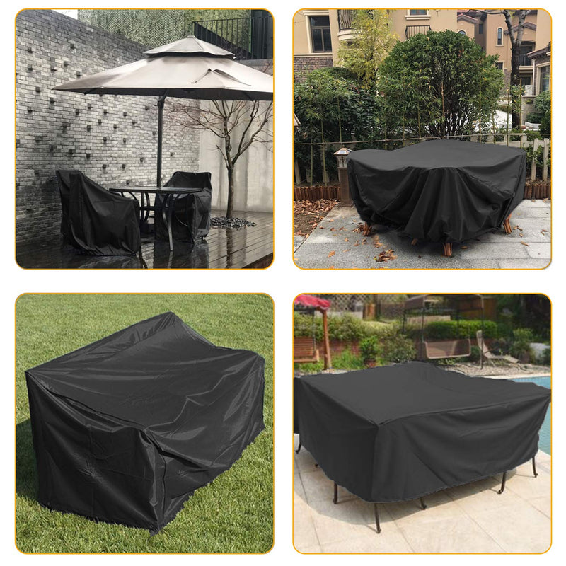 Angkeel Cube Garden Furniture Covers Patio Furniture Covers