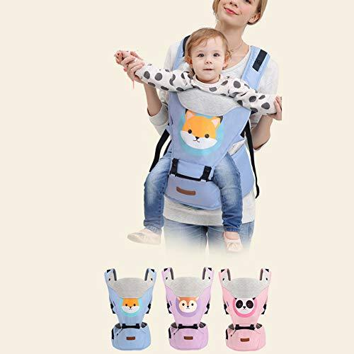 Baby Hip Seat Belt Carrier Safety Front Facing Back Pain