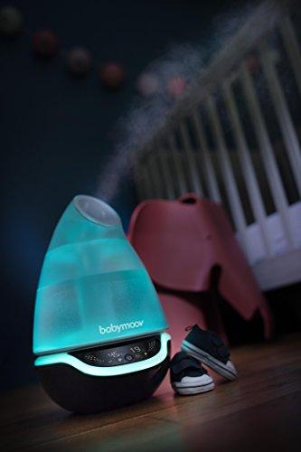 Babymoov Hygro Plus Ultrasonic Cool Mist Humidifier with