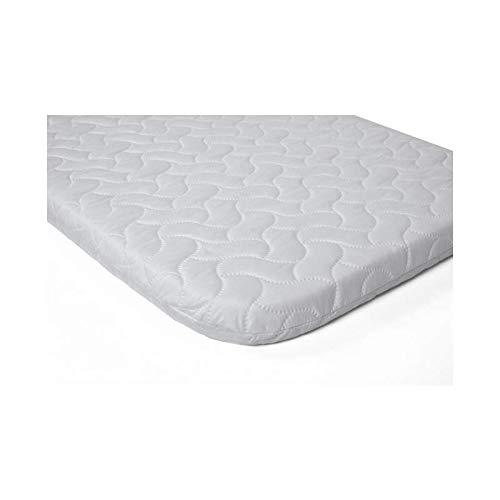 Bedside Crib Mattress 83cm x 50cm x 5cm with Removable