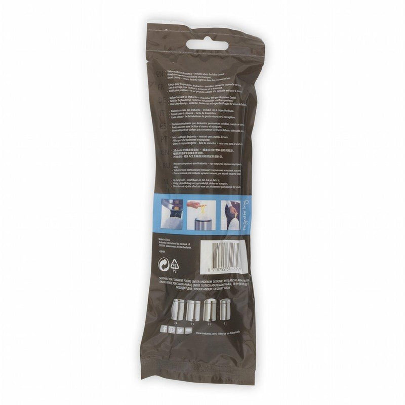 Brabantia Bin Liners Size A 3 L - 20 Bags