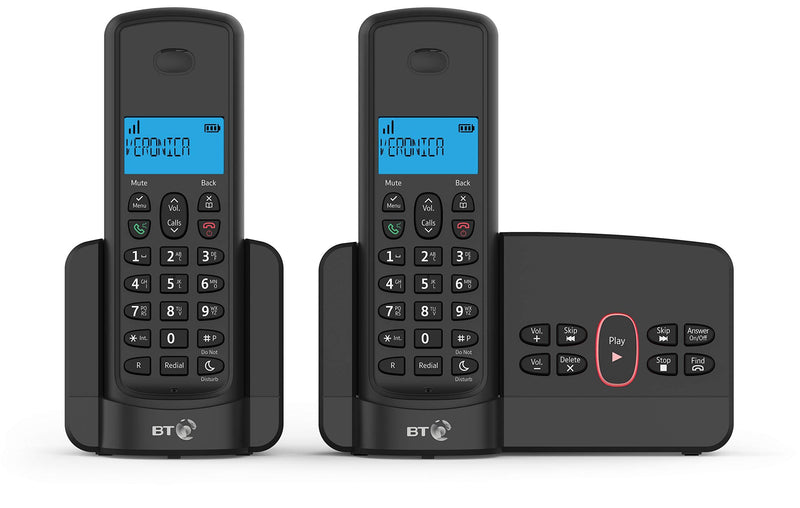 BT3110 Home Phone with Nuisance Call Blocking and Answer