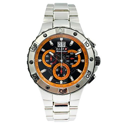 Buler Adventure Stainless Steel Swiss Made Quartz Ladies
