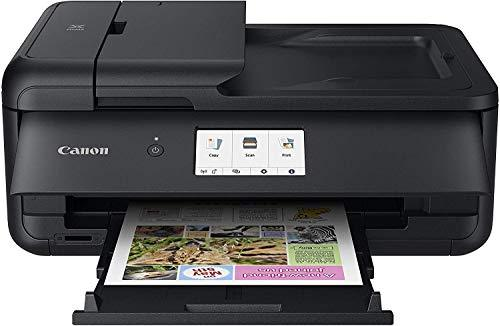 Canon TS9550 Multifunction Inkjet Printer - Black + Extra