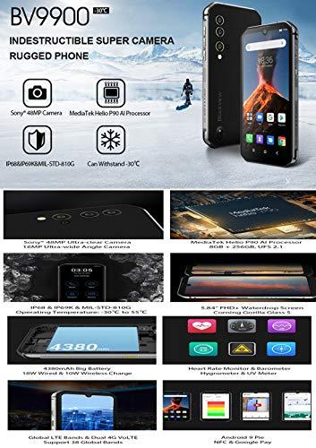 CHEN HUAN CHENG -BV9900 8GB+256GB IP68/IP69K Waterproof