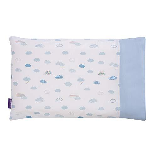 Clevamama Clevafoam Baby Pillow with Replacement Pillow Case