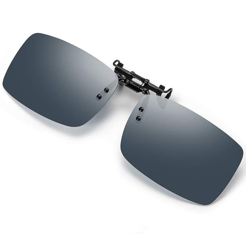 Clip on Polarized Sunglasses For Driving - Flip Up Glasses