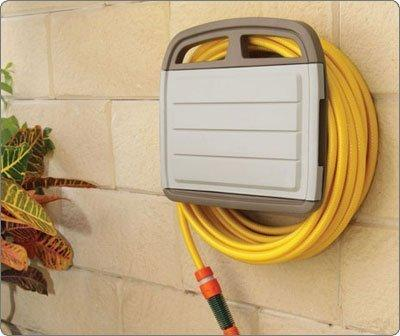 Deluxe Hose Hanger - Use with 45m/150ft Garden Hosepipe -