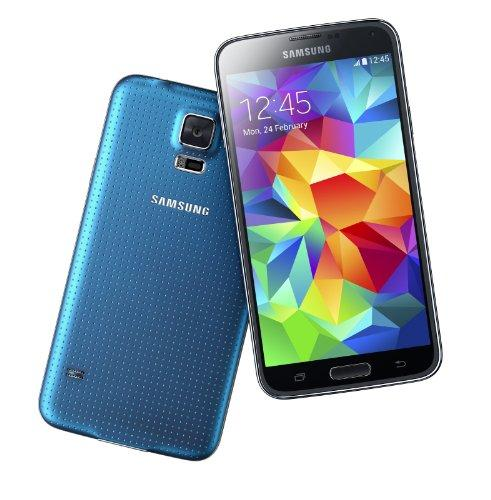 Deutsche Telekom Samsung Galaxy S5 16GB 4G Blue -