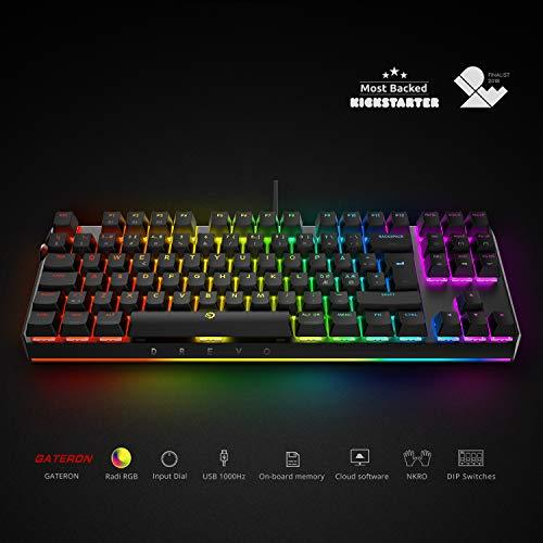 DREVO BladeMaster PRO 88K Cherry MX Mechanical Gaming