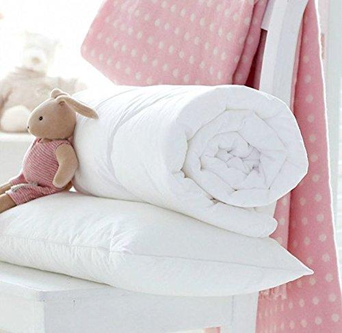 Egypto Anti-Allergy Cot Bed Duvet and Pillow Set - Available