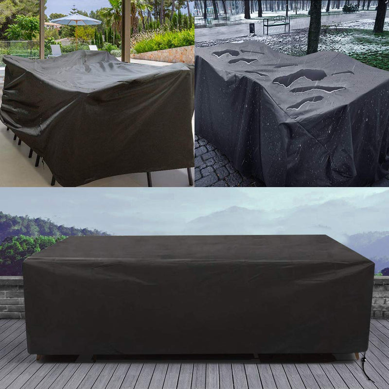FAGORY Garden Furniture Cover Patio/Rattan/Outdoor Furniture