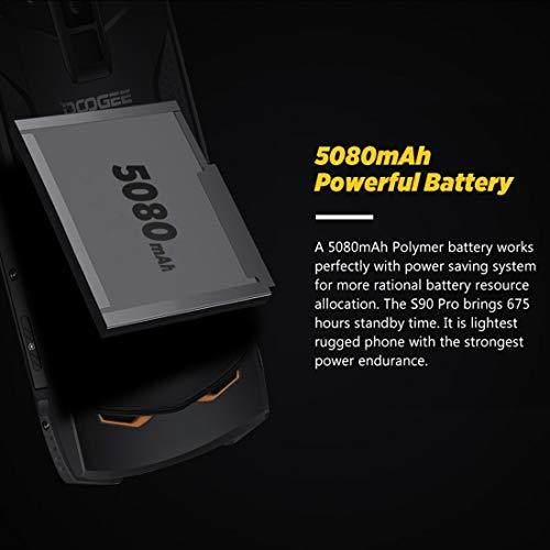 FAN Mobile phone S90 Pro Rugged Phone 6GB+128GB IP68/IP69K