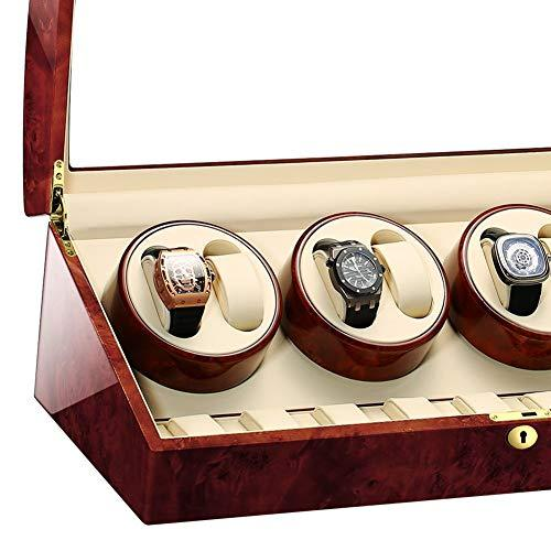 FEE-ZC Gift Festival Automatic Display Box Case 8+9 Watch