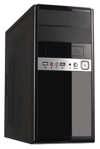Fierce MA-14 Budget Gaming PC - Fast 3.7GHz Quad-Core AMD