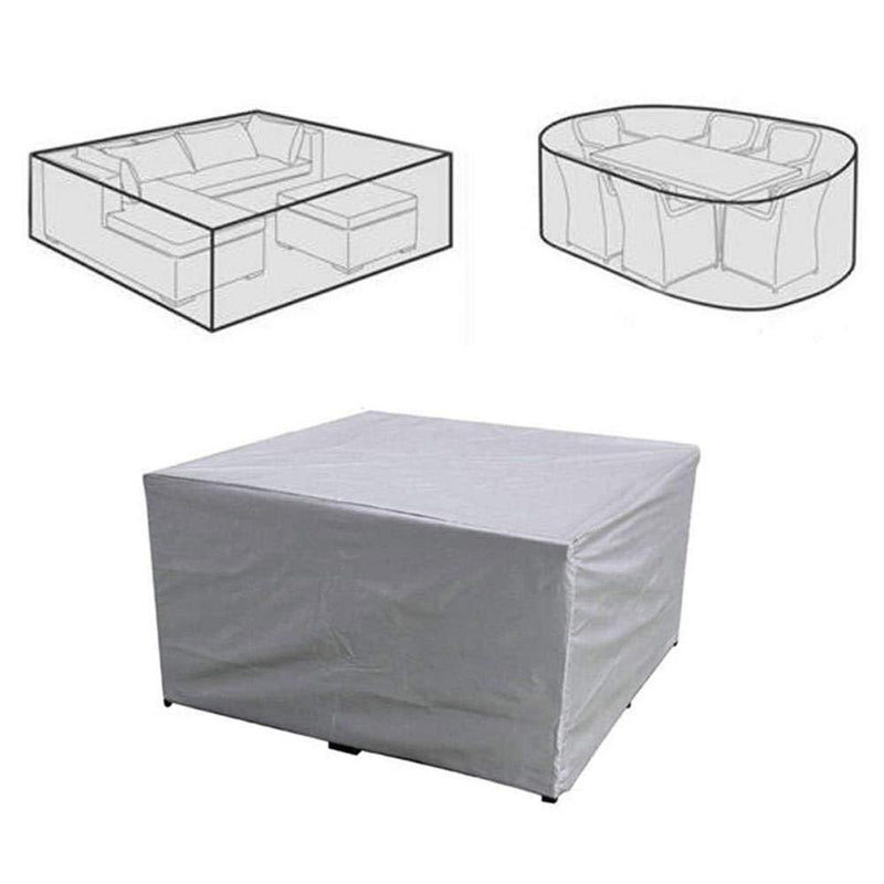 FOONEE Garden Furniture Covers Waterproof Windproof