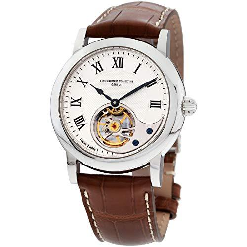 Frederique Constant Heart Beat Automatic Movement Silver